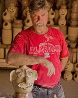 portrait of Allen Ham. He is one of the Ham family of